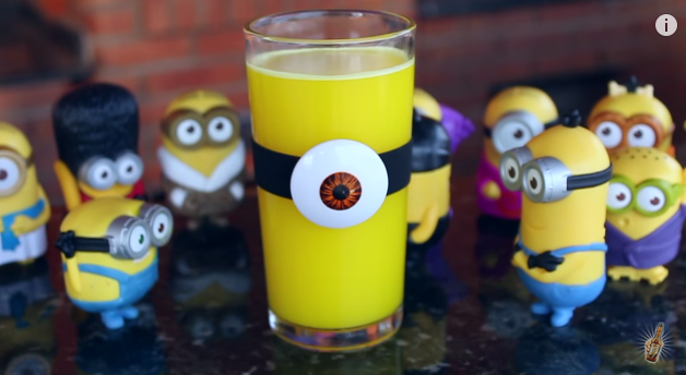 drink dos minions