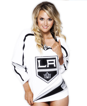 Vanessa-Los-Angeles-Kings