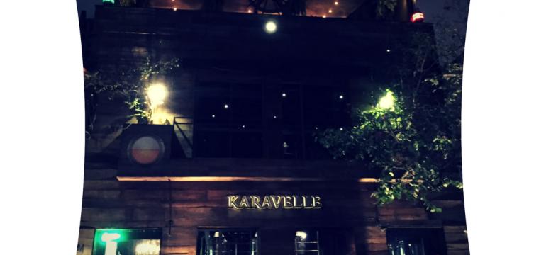 hoje tem karavelle